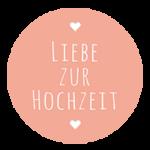 Logo Hochzeitsblog Liebe zur Hochzeit