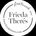 Logo Frieda Theres Hochzeitsblog