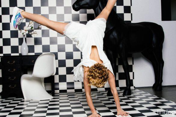 Lookbook Standesamtkleid Braut mit Jumpsuit
