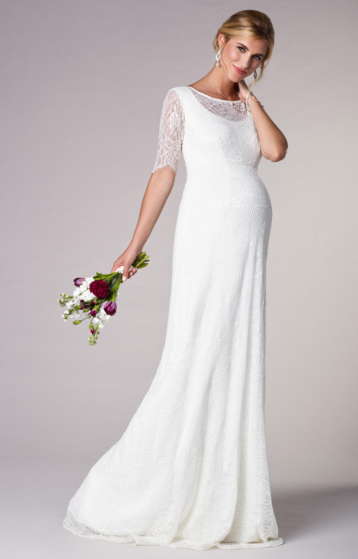 Brautkleid Umstandskleid Brautkleid für schwanger maternity wear ...