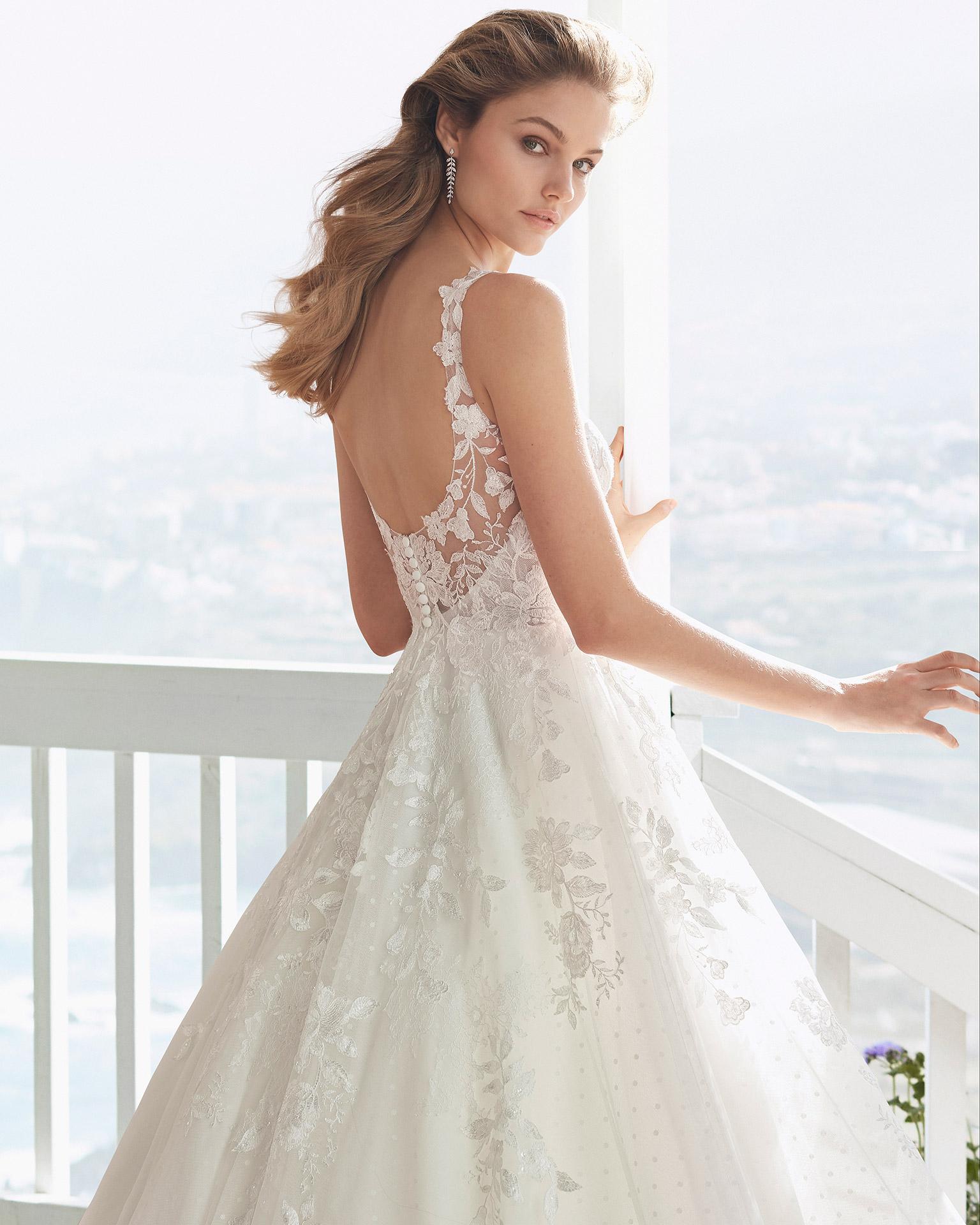 Brautkleid Hochzeitskleid Harz Hochzeitsblume Prinzessinnenkleid