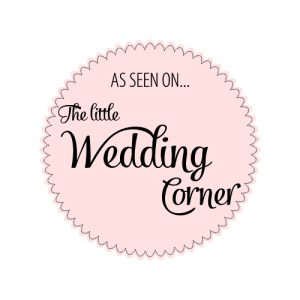 Logo little wedding corner Hochzeitsblog