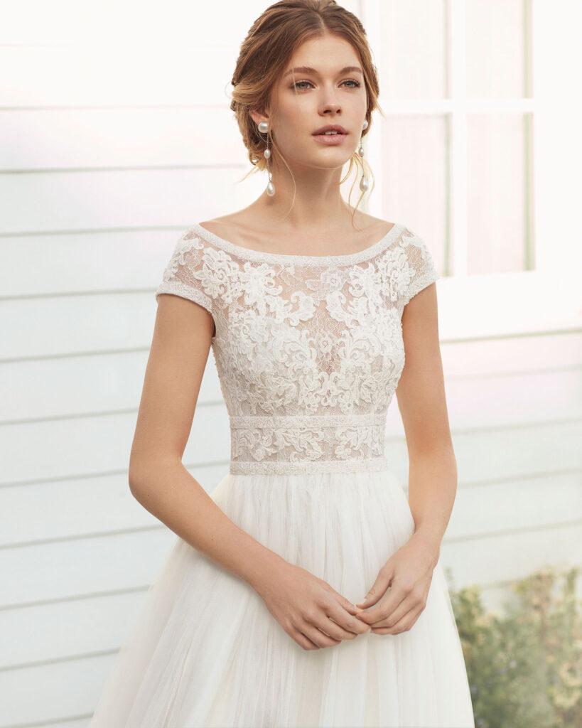Brautkleid Kollektion 2020 romantisch