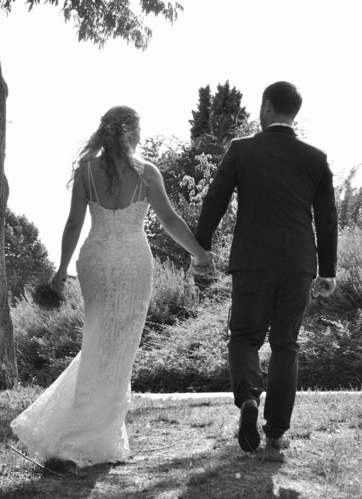 Brautpaar Hochzeitsblume