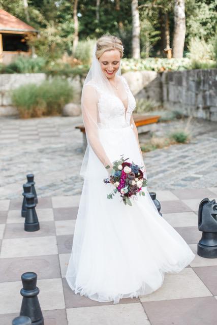 Hochzeitsblumenbraut Erfahrung Hochzeitsblume Brautkleid Kundenstimmen Erfahrungsbericht