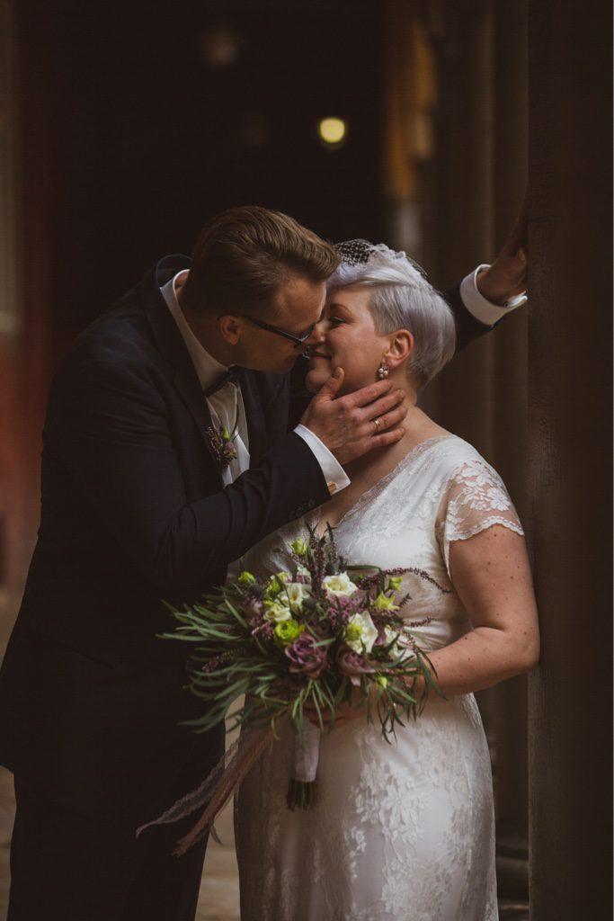 Brautkleid Hochzeitsblume Erfahrung 20er Jahre Hochzeit