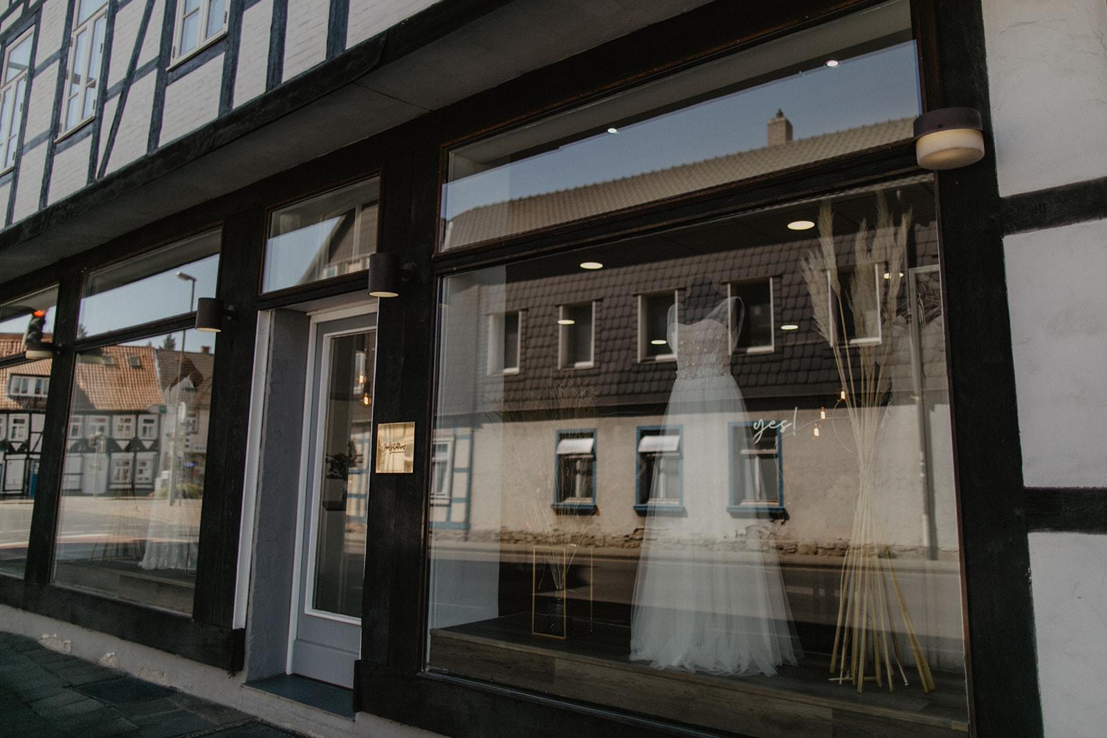 Hochzeitsblume Braut Bridal Concept Store